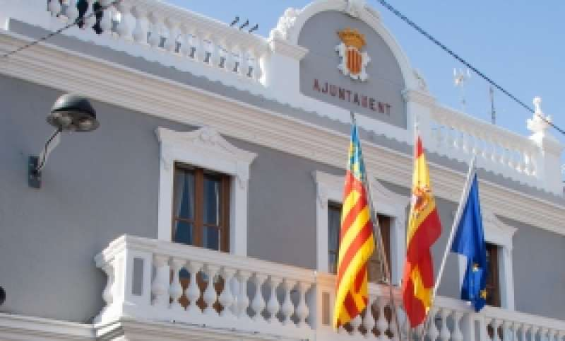Ajuntament de Meliana. EPDA