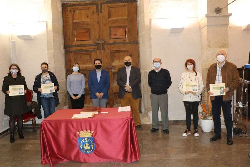Entrega premios certamen Pascual Enguídanos. / EPDA