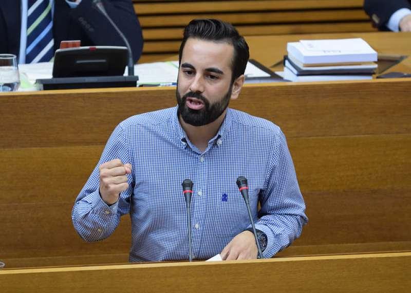 José Muñoz, Corts Valencianes