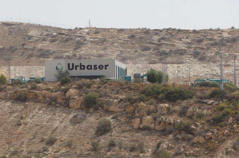 Planta de reciclaje de residuos de Elche (Alicante) donde hallaron la cabeza del hombre descuartizado. EFE/Archivo