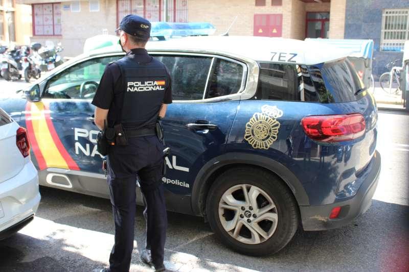 La actuación la llevó a cabo la Policía Nacional