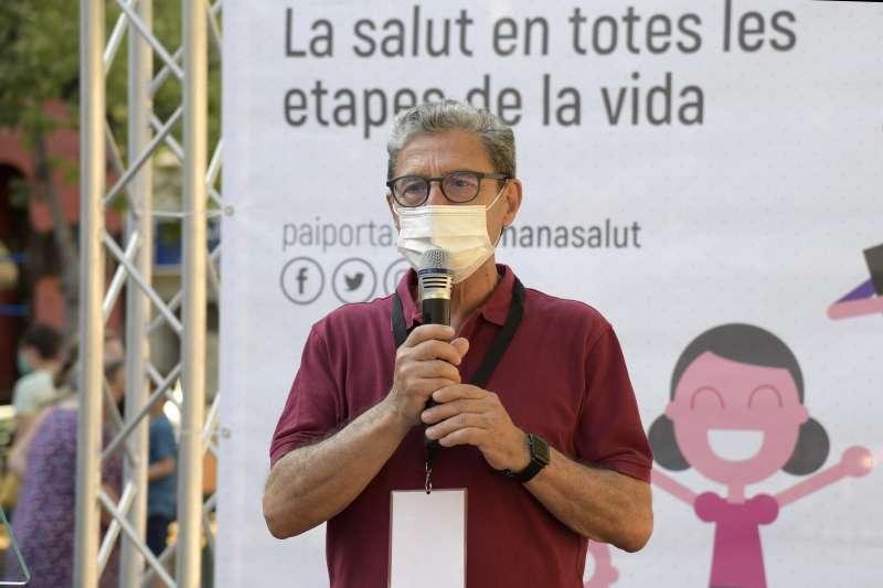 El concejal Rafa Gadea. EPDA