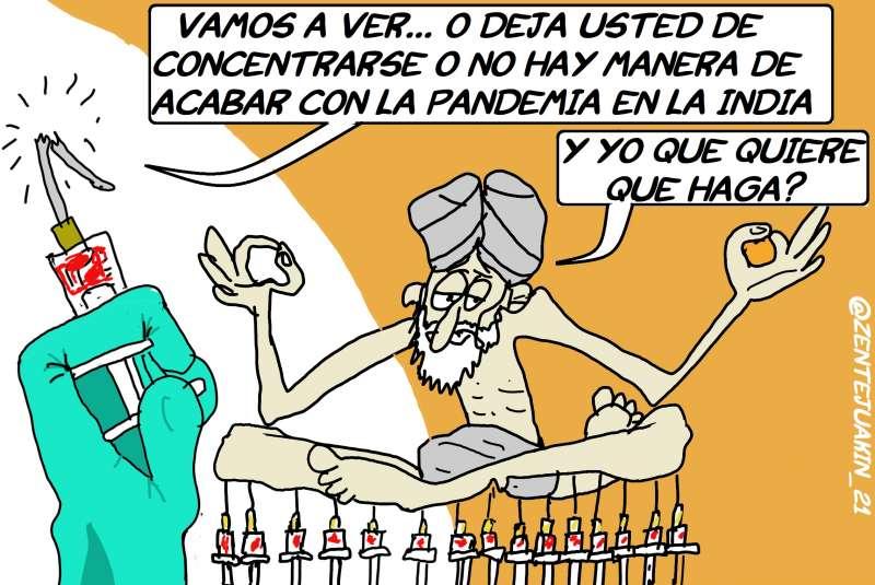Viñeta de VICENTE J. GARCÍA NEBOT