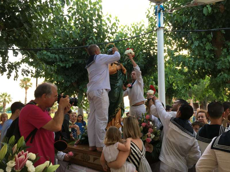 Stmo. Cristo de la buena muerte. Hermandad Hiniesta Sevilla. Archivo jsms.