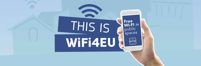 Anuncio wifi