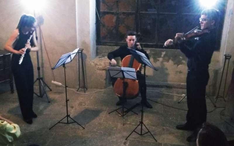 Concerts al Castell de Benissanó.