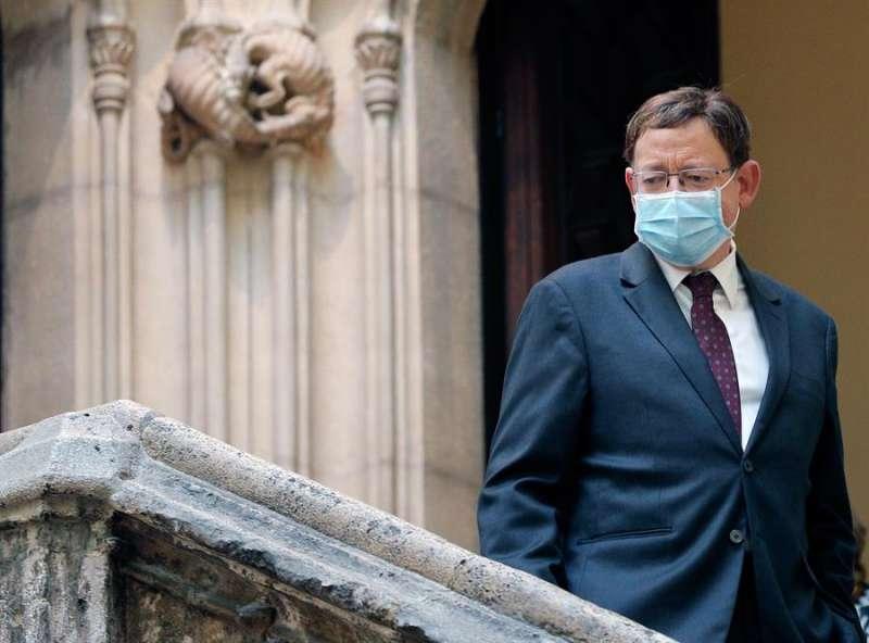 El president de la Generalitat, Ximo Puig. EFE