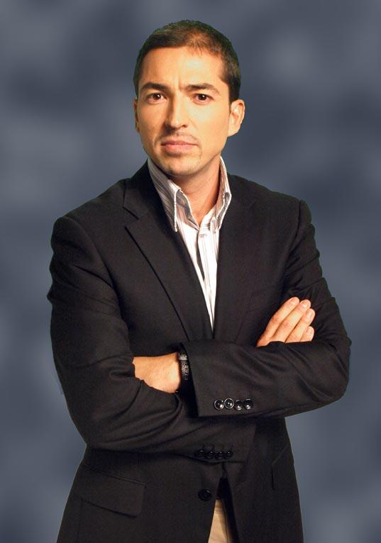 Pere Valenciano es director de El Periódico de Aquí. FOTO QUILES