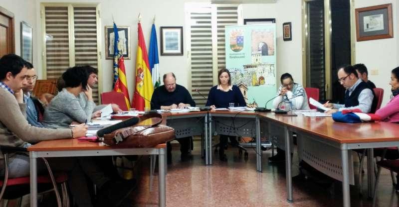 Benissanó aprova els pressuposts de 2018