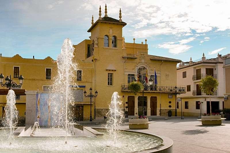 Ayuntamiento de Riba-roja de Túria. / EPDA