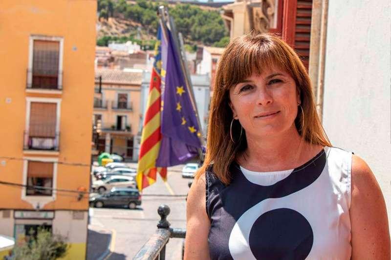 Mar�a Jos� Carrera, Concejala de Promoci�n Econ�mica e Industrial. / EPDA