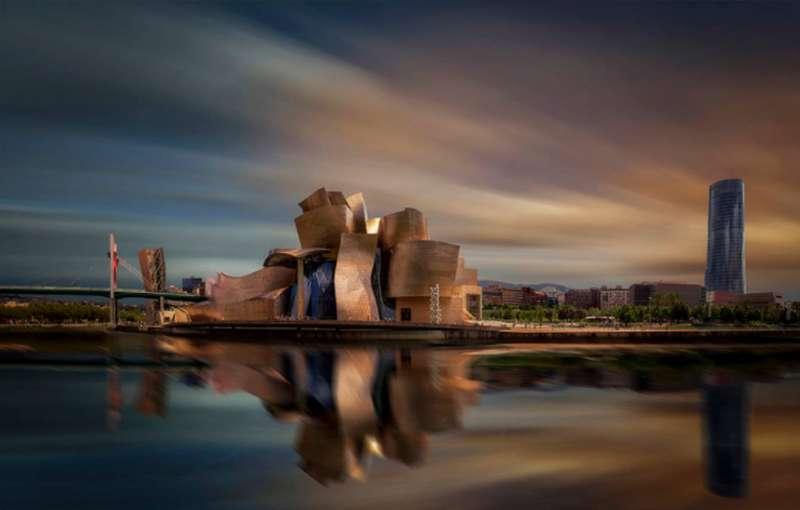 Colores en el Guggenheim