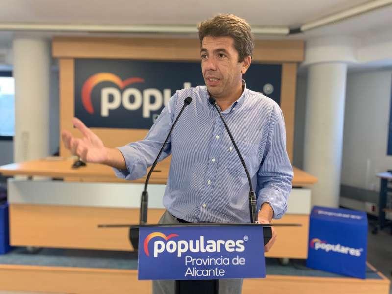 Foto archivo Mazón./EPDA
