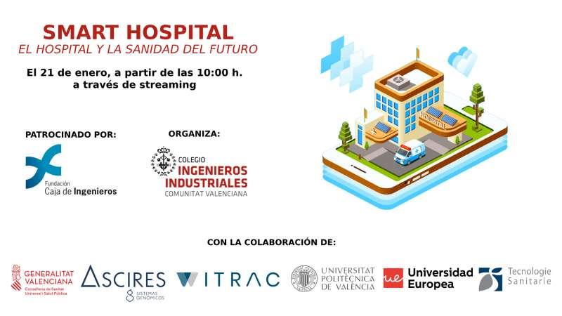 Jornada Smart Hospital./EPDA