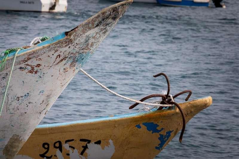 Embarcaciones de inmigrantes llegados a la costa española. EFE