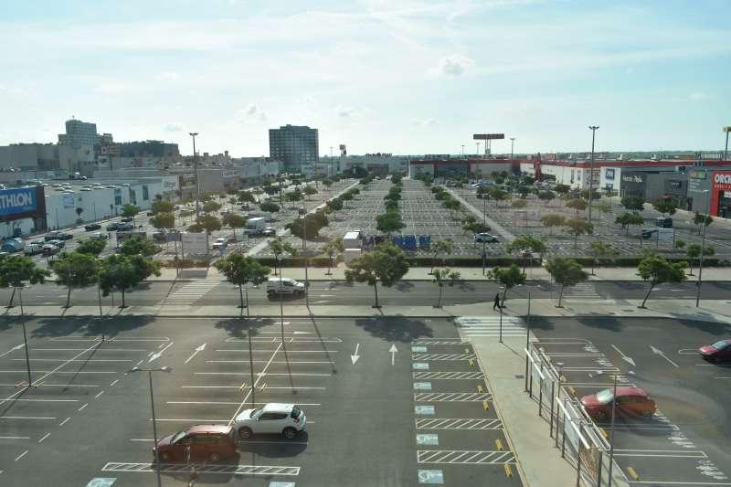 Zona comercial de Alfafar