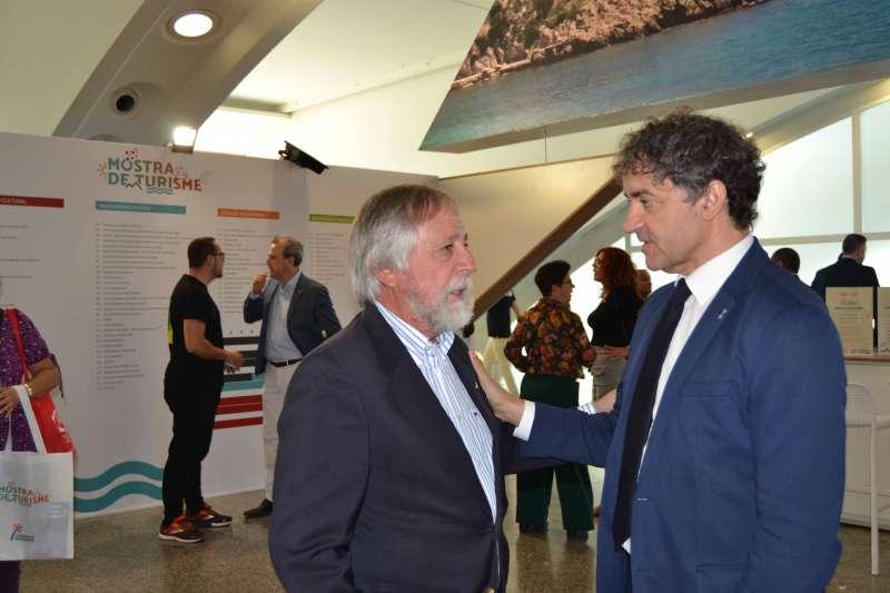 Gabriel Martinez y Francesc Colomer