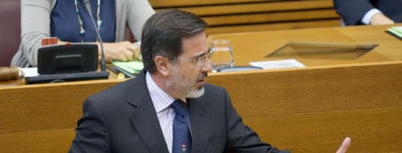 El diputado Alfredo Castelló