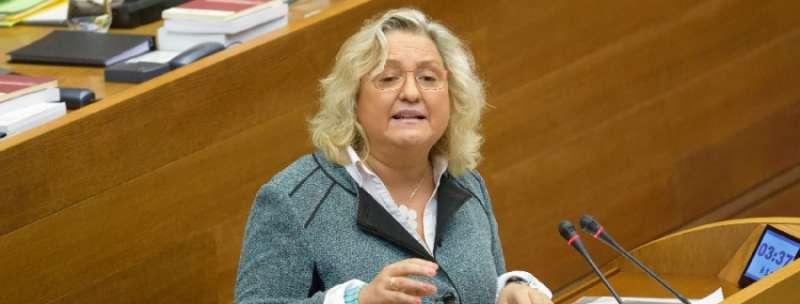 La viceportavoza del Grupo Municipal Popular, María José Ferrer San Segundo. EPDA/Archivo