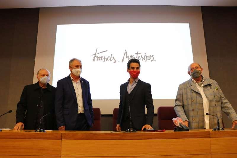 Presentación del documental de Francis Montesinos. EPDA.