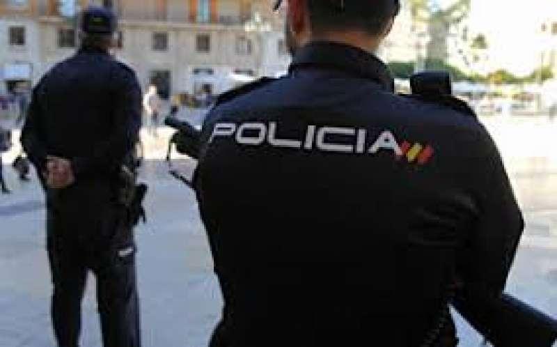 Una imagen de la policía. /epda