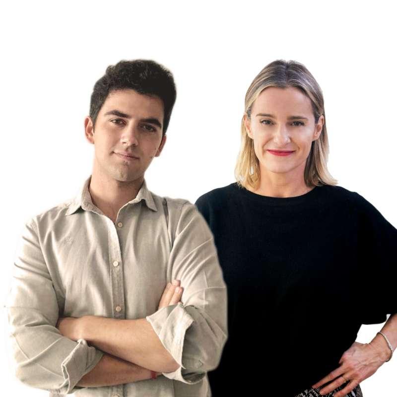 Carlos Fluixá y Zdenka Lara. CEOs de ECO-ONE