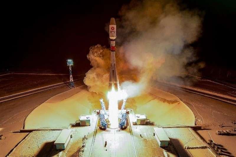 Imagen de un satélite. EFE/fentIIS