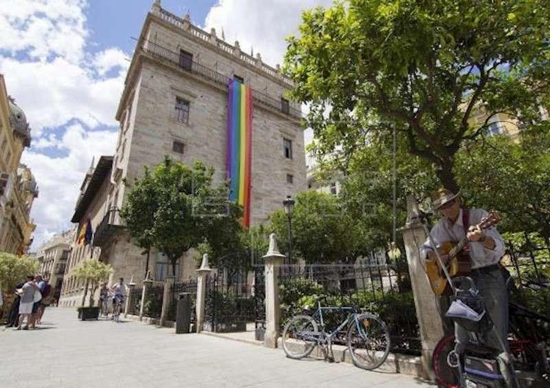 Imagen de archivo del Palau de la Generalitat. EFE/Archivo