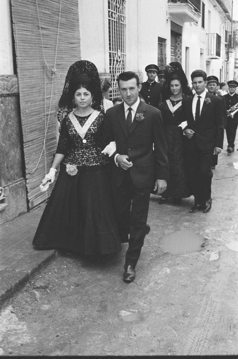 Foto de Juan Pilar en 1965