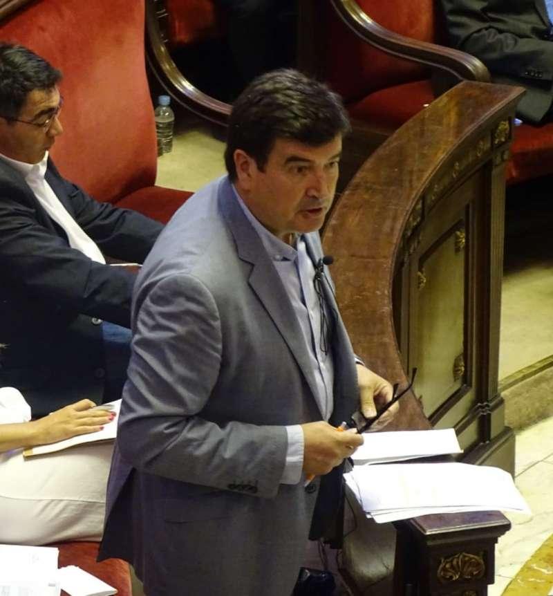 Fernando Giner. EPDA