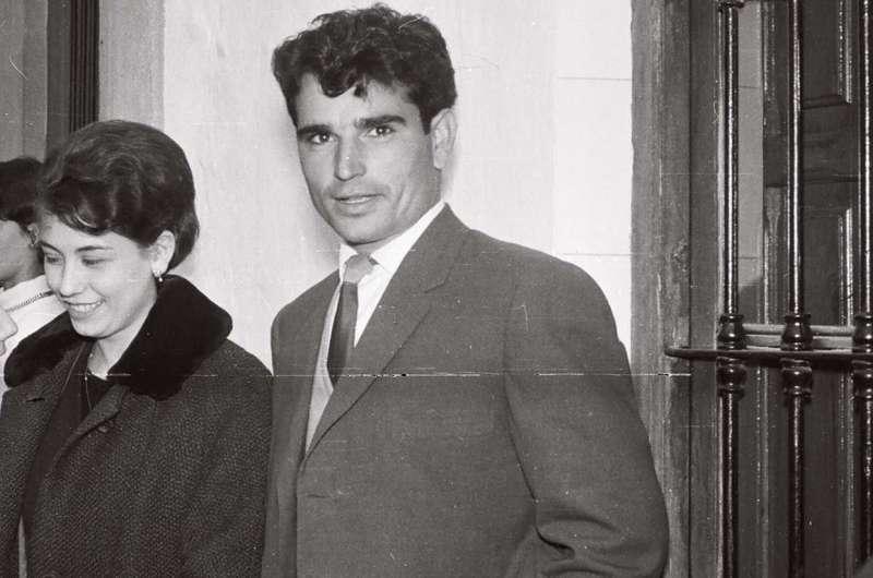 Rosario y José