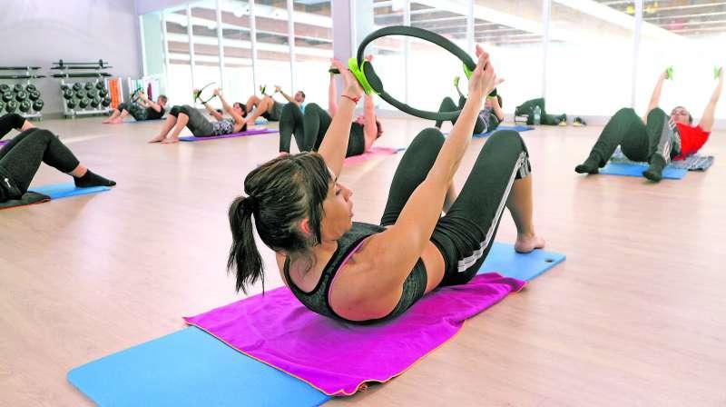 Refuerza tus músculos haciendo ejercicio. / epda