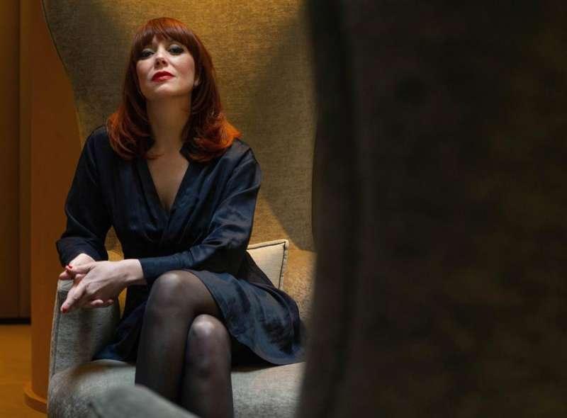 La escritora Paula Bonet ha presentado en Barcelona su novela