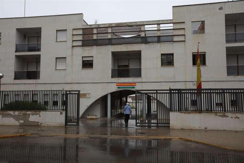 En la imagen el Cuartel de la Guardia Civil de Xátiva, en una imagen reciente. EFE
