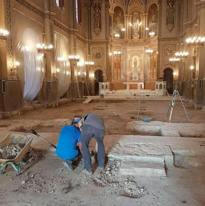 Restauración de la Iglesia de los Jesuitas en València. EPDA