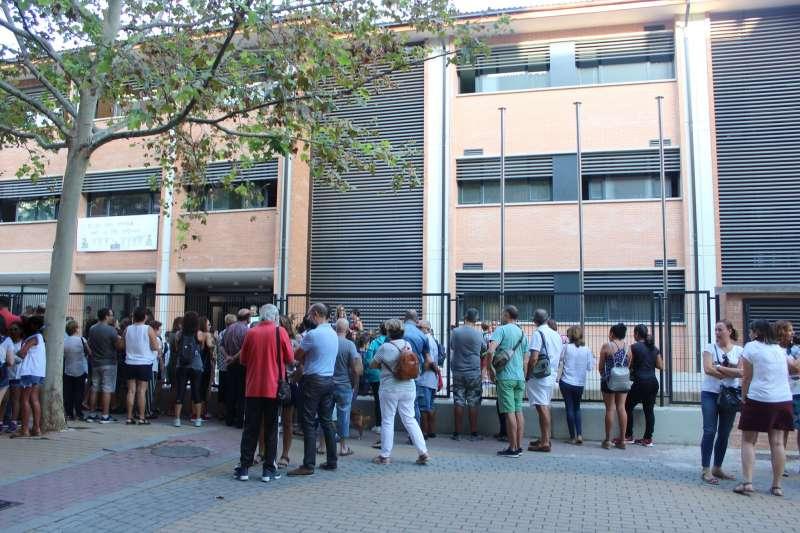 Nuevo centro educativo construido en la localidad de Almàssera. / epda