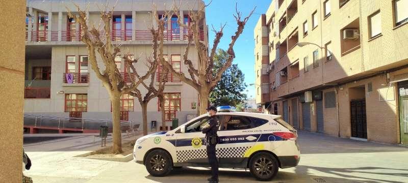La Policía Local de Massanassa. EPDA