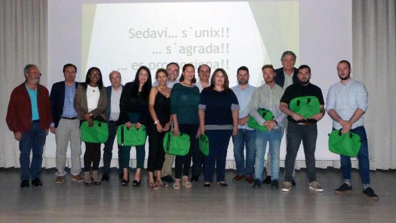 Premiados Colegio de Sedaví