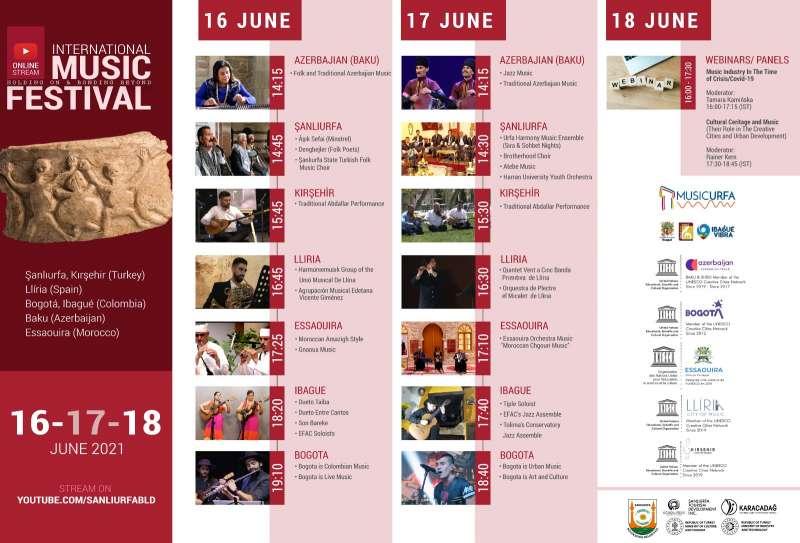 Cartel del festival. EPDA.