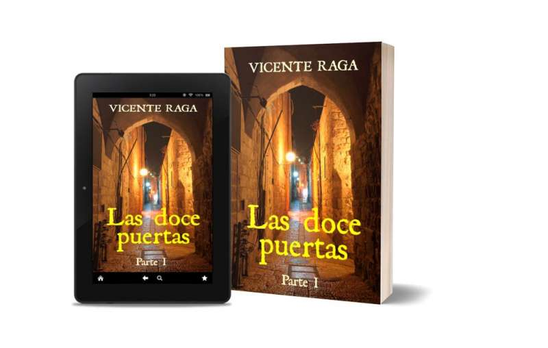 La novela estrella de Vicente Raga. EPDA