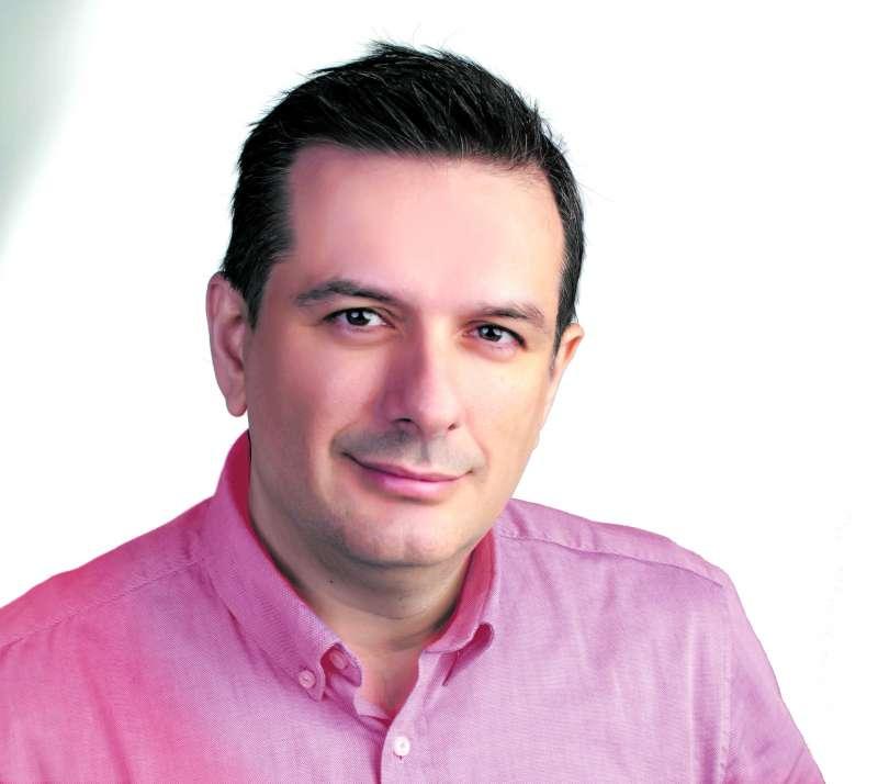 Dani Portillo, concejal y candidato de Guanyem Catarroja a las elecciones municipales
