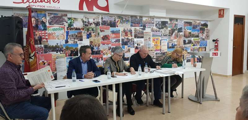 Presentación de la candidatura de Michel Montaner
