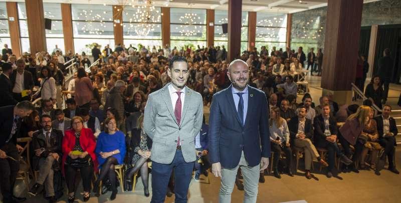 Presentación del plan de inversiones de la Diputació. EPDA