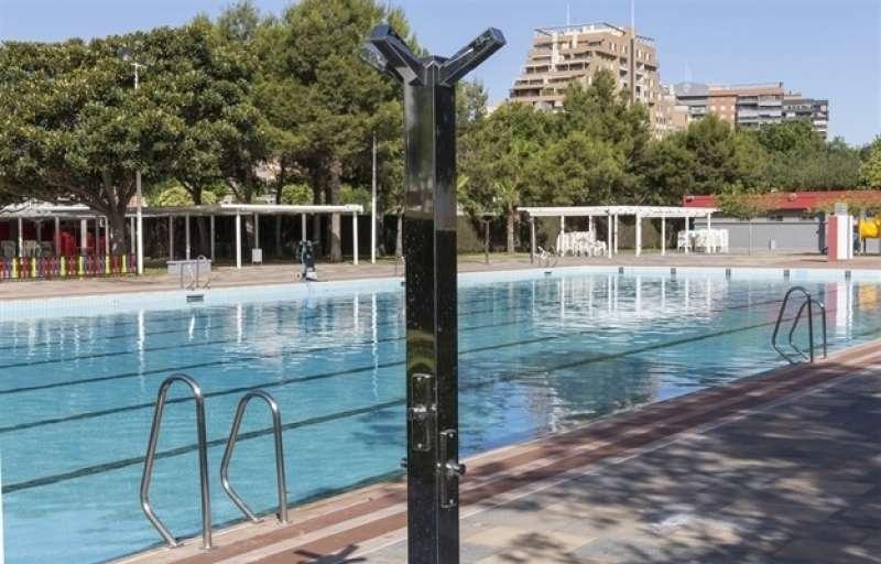 Foto archivo piscina./EPDA