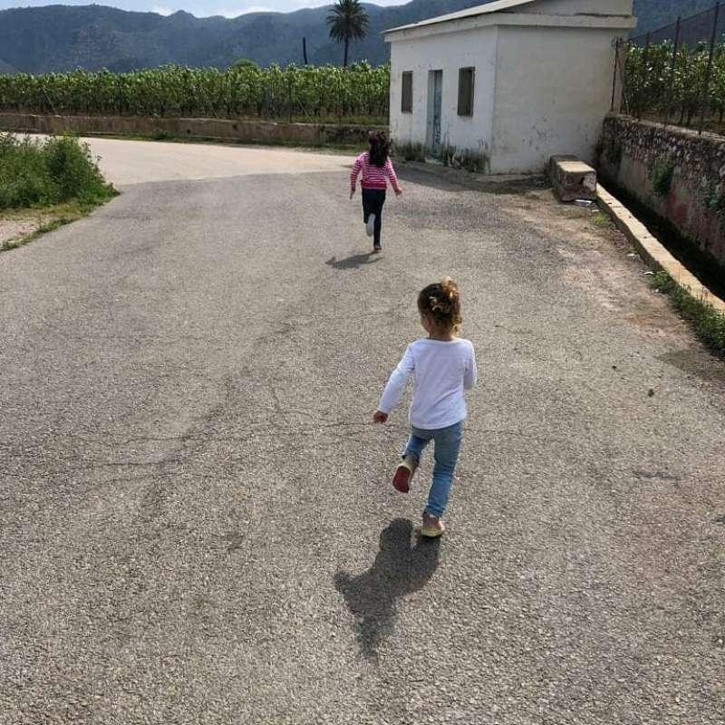Primer passeig dels xiquets. / EPDA