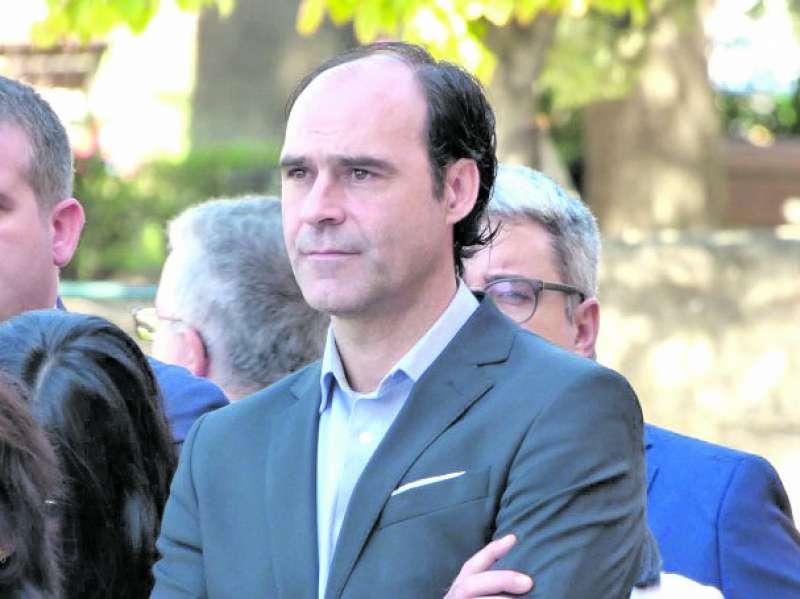 Director general del Medi Natural de la Conselleria de Medi Ambient, Fran Quesada. / EPDA