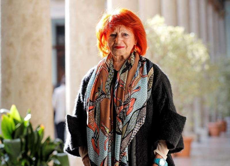 La prestigiosa y laureada jurista Julia Sevilla. EFE/Archivo