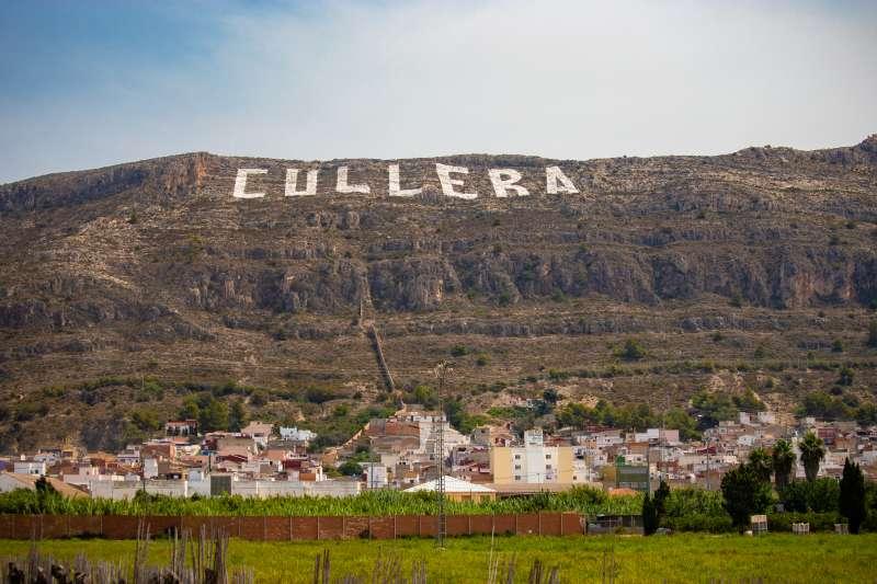 Muntanya Cullera./EPDA