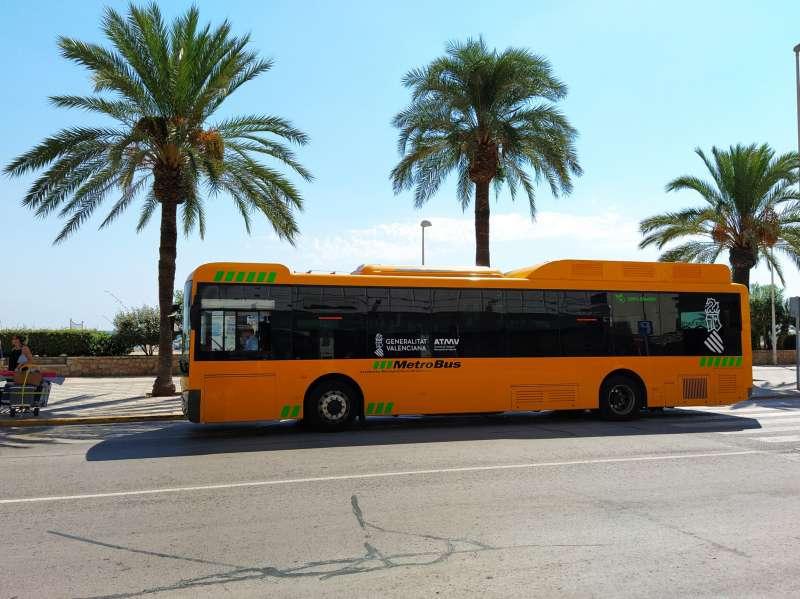 El autobús eléctrico. / EPDA