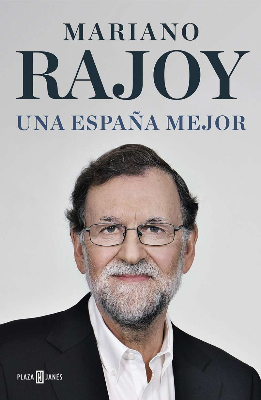 Portada libro Mariano Rajoy. EPDA